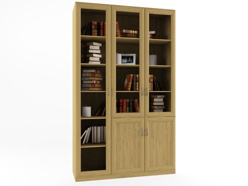 Библиотеки по индивидуальному заказу мебель на заказ.